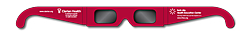 3D Polarized Glasses